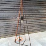 piramide lamp    €195