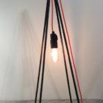 piramidelamp tafelmodel    €175