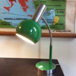 INTTER vintage design, bureaulamp, verlichting