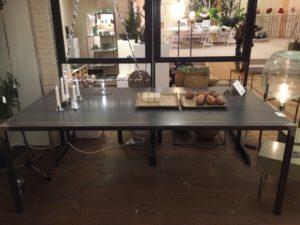 tafel, metaal, maatwerk