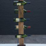 INTTER, wijnrek, handgemaakt, custommade
