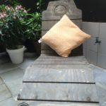 houten ligzetel    vanaf €115