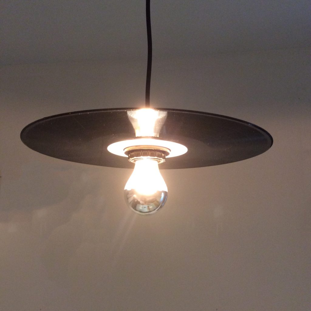 Intter, LP, verlichting, lamp, led, kopspiegel, eigenmaak, custommade