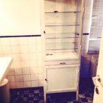vintage, medicijnkast, dokters cabinet, metal cupboard, apotheekkast
